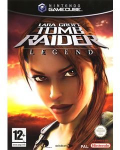 Jeu Tomb Raider Legend pour Gamecube