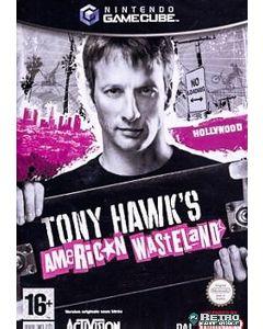 Jeu Tony Hawk's American Wasteland pour Gamecube