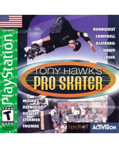 Jeu Tony Hawk's Pro Skater (Version US) pour Playstation