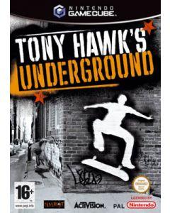 Jeu Tony Hawk's Underground pour Gamecube