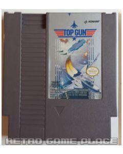 Jeu Top Gun pour Nintendo Nes