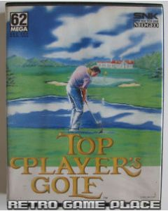 Jeu Top Player's Golf pour Neo Geo AES