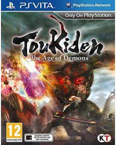 Jeu Toukiden The Age Of Demons pour PS Vita