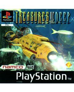 Jeu Treasures of the Deep pour Playstation