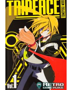 Manga Tripeace tome 01