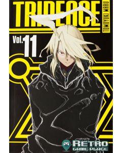 Manga Tripeace tome 11
