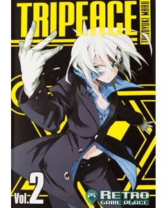 Manga Tripeace tome 02