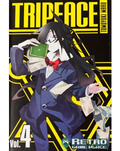Manga Tripeace tome 04