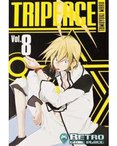 Manga Tripeace tome 08