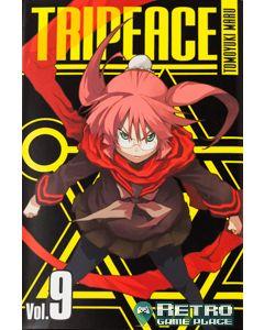 Manga Tripeace tome 09