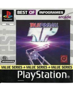 Jeu True Pinball Best of Infogrames pour Playstation