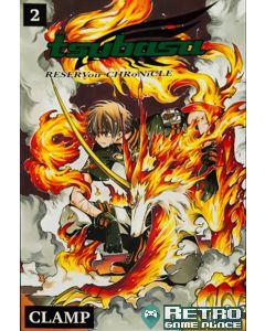 Manga Tsubasa Reservoir Chronicle tome 02