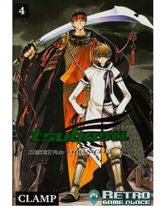 Manga Tsubasa Reservoir Chronicle tome 04