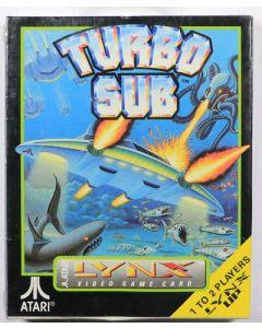 Jeu Turbo Sub (neuf) pour Atari Lynx