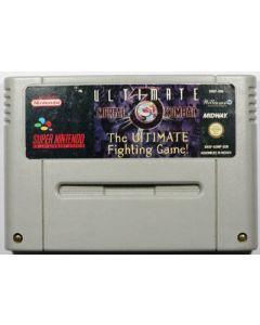 Jeu Ultimate Mortal Kombat 3 pour Super Nintendo