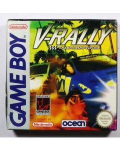 Jeu V-Rally pour Game Boy