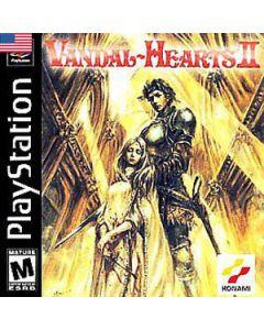 Jeu Vandal Hearts 2 pour Playstation US