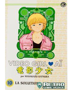 Manga Video Girl Aï tome 10