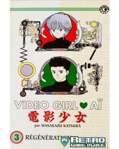 Manga Video Girl Aï tome 03