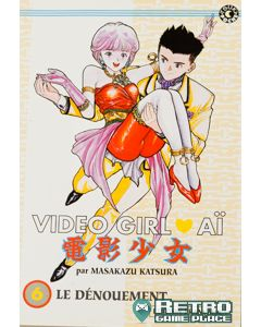 Manga Video Girl Aï tome 06