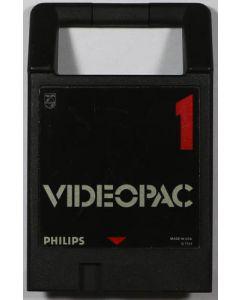 Jeu Videopac 01 pour Philips Videopac