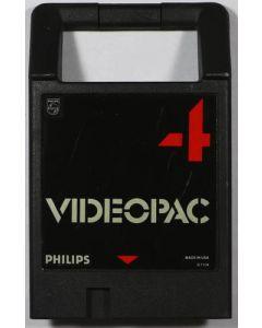 Jeu Videopac 04 pour Philips Videopac