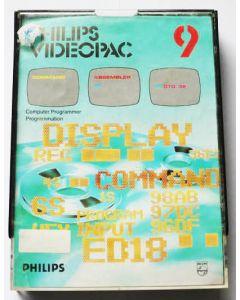 Jeu Videopac 09 Programmation pour Philipps Videopac
