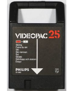 Jeu Videopac 25 pour Philips Videopac