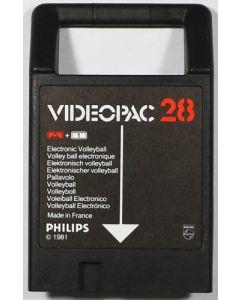 Jeu Videopac 28 pour Philips Videopac