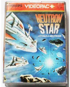 Jeu Videopac Neutron Star pour Philipps Videopac