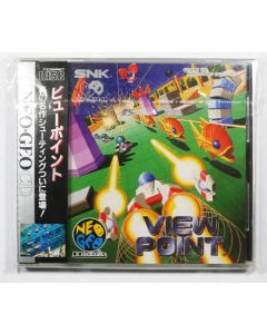 Jeu View Point pour Neo Geo CD