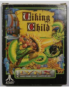 Jeu Viking Child pour Atari Lynx