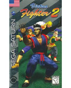 Jeu Virtua Fighter 2 (Version US) pour Saturn