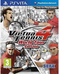Jeu Virtua Tennis 4 World Tour Edition pour PS Vita