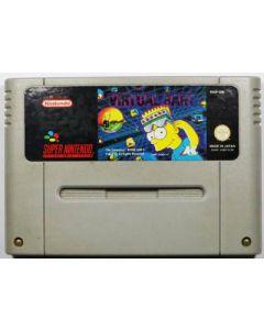 Jeu Virtual Bart pour Super Nintendo