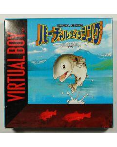 Jeu Virtual Fishing pour Virtual Boy