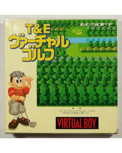 Jeu Virtual Golf pour Virtual Boy