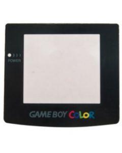 Vitre d'écran pour Game Boy Color