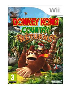 Donkey Country Returns pour Nintendo Wii