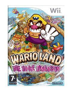 Wario Land : The Shake Dimension pour Nintendo Wii