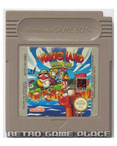 Jeu Wario Land pour Game Boy