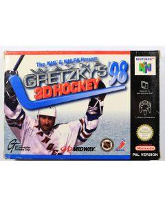 Jeu Wayne Gretzky 3D Hockey 98 pour Nintendo 64