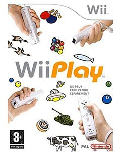 Jeu Wii Play pour Wii