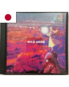 Jeu Wild Arms pour Playstation