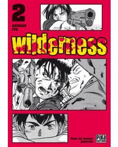 Manga Wilderness tome 02