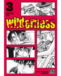 Manga Wilderness tome 03