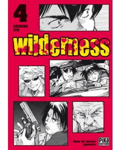 Manga Wilderness tome 04