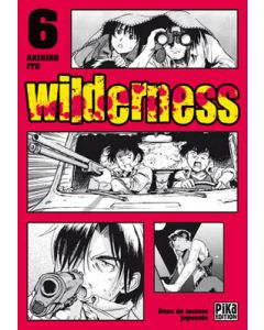 Manga Wilderness tome 06