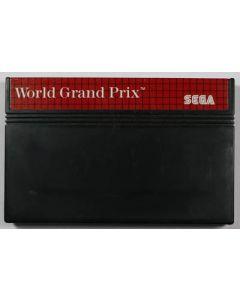 Jeu World Grand Prix pour Master System