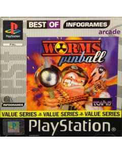 Jeu Worms Pinball Value Series pour Playstation